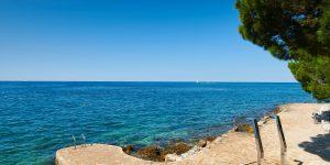 Hotel Parentium Plava Laguna 2019 Beach