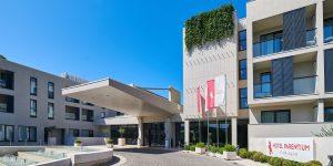 Hotel Parentium Plava Laguna 2019 ENTRANCE 2