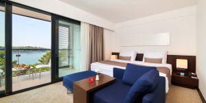Hotel Parentium 2020 Premium room with balcony sea view P3BM