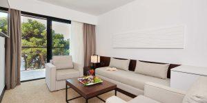Hotel Parentium 2020 Suite with balcony U3BM