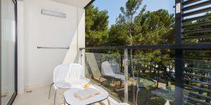 Hotel Parentium 2020 Superior room with balcony Park side S3BP S2BP