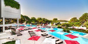 Hotel Parentium Plava Laguna 2020 Outdoor Pool 8