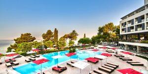 Hotel Parentium Plava Laguna 2020 Outdoor Pool 9